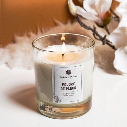 kimmy candles poudre de fleur