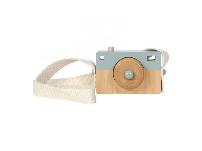 dreveny fotoaparat little dutch mint