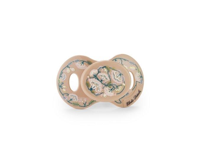 Dudlík Newborn Elodie Details - Faded Rose Bells