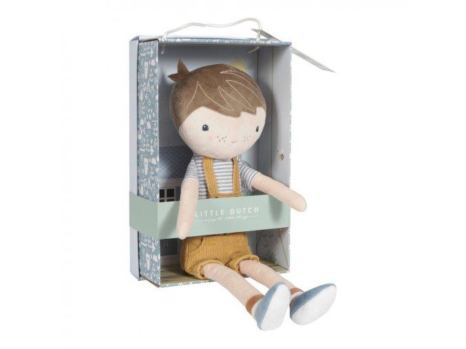 little dutch knuffelpop jim in doos