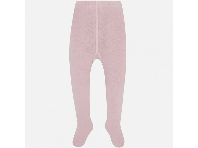 Punčocháče jednobarevné růžové MINI Mayoral