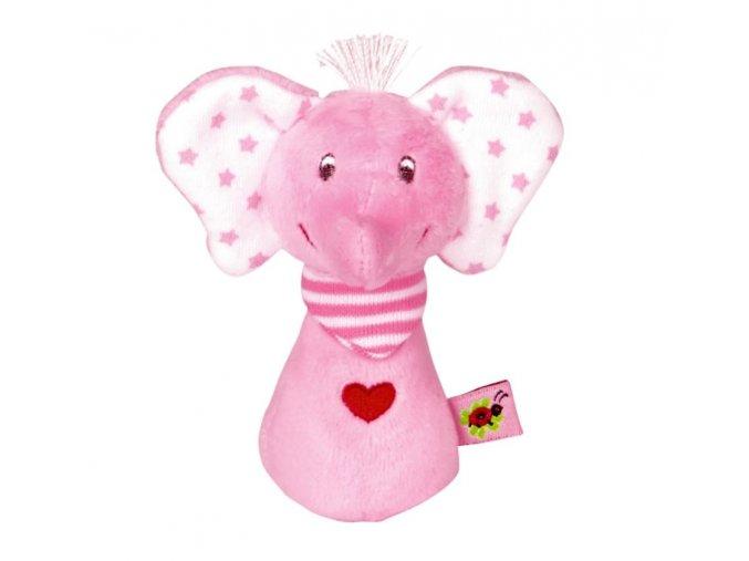 růžový sloník die spiegelburg