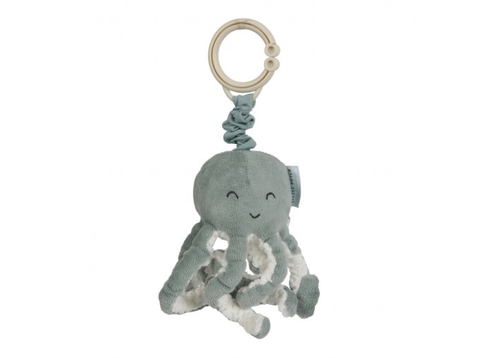 Vibrační chobotnice Ocean Mint Little Dutch