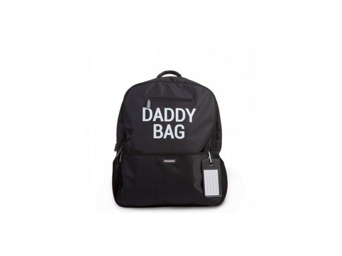 Batoh Daddy Bag černý CHILDHOME