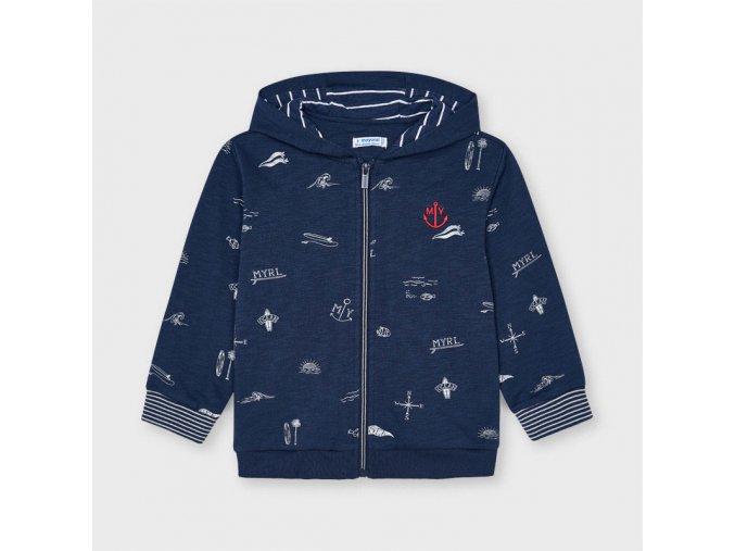 print hoodie for boy id 21 03409 024 800 4