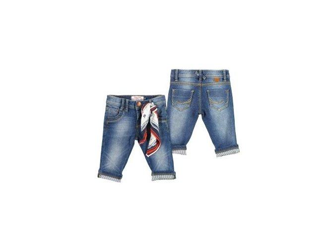 Kalhoty 3/4 riflové s šátkem  MINI Mayoral