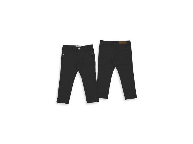 Kalhoty riflové basic černé MINI Mayoral