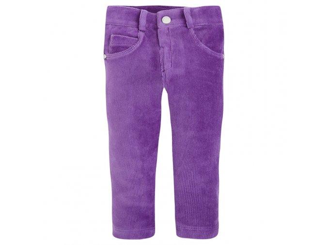 Velurky elastické fialové BABY Mayoral