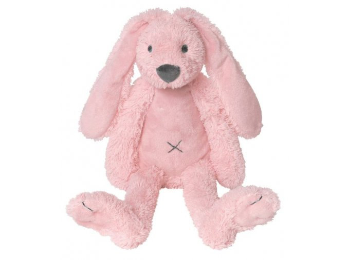 Králíček Richie růžový 45 cm Happy Horse