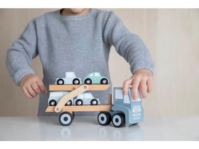 0010710 truck blauw
