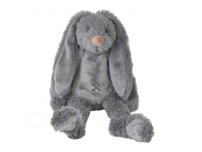 happy horse tiny deep grey rabbit richie knuffel 28 cm grijs 8711811093977 600x600