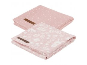 tetradoek swaddle doek little dutch adventure pink 70x70 per 2 600x600