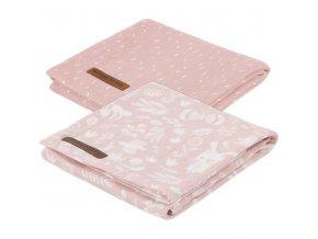 tetradoek swaddle doek little dutch adventure pink 70x70 per 2 600x600