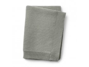 mineral green wool knitted blanket elodie details 30300101184NA 1 1000px