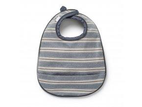 baby bib sandy stripe elodie details 30400148586NA