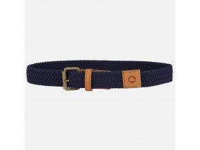 Pásek elastický zaplétaný tmavě modrý MINI Mayoral