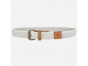 Pásek elastický zaplétaný světle šedý MINI Mayoral