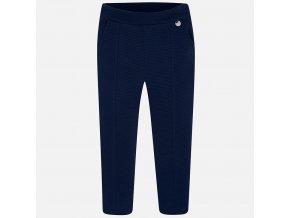 Kalhoty odlehčené natahovací tmavě modré MINI Mayoral