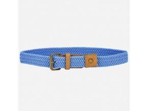 Pásek elastický zaplétaný světle modrý MINI Mayoral