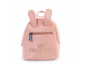 kinderrucksack my first bag pink