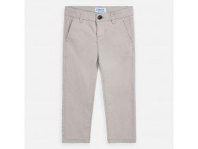 Kalhoty s kapsami šedé MINI Mayoral