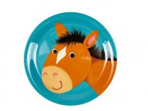 talířek kůň