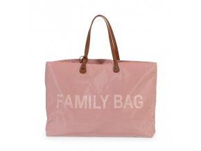 Cestovní taška Family Bag růžová CHILDHOME