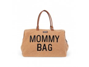childhome prebalovaci taska mommy bag teddy beige
