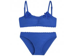 Plavky dvojdílné jednobarevné královsky modrá MINI Mayoral