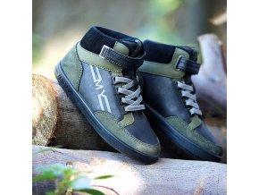 Boty kotníčkové M zelené MINI Mayoral