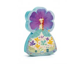 Puzzle Jarní princezna Djeco