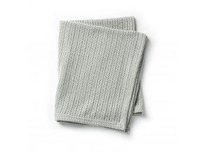 cellular blanket mineral green elodie details 30385106184NA 1