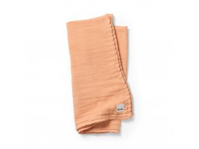 bamboo muslin blanket amber apricot elodie details 30350147153NA 1