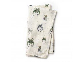 bamboo muslin blanket forest mouse elodie details 30350145587NA 1