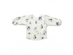 long sleeve bib forest mouse elodie details 30410108587NA 1