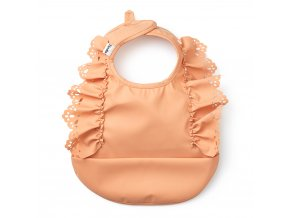baby bib amber apricot elodie details 30400156153NA 1000px