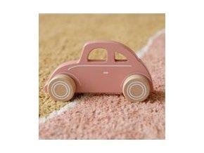 0012106 houten auto roze 180
