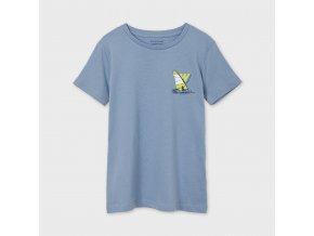 Tričko s krátkým rukávem WIND světle modré JUNIOR Mayoral