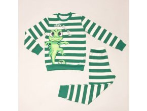 Pyžamo COOL chameleon zelené Extreme Intimo