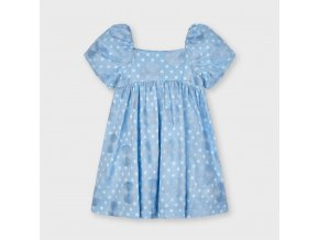 robe a pois broderie fille id 21 03918 026 800 4