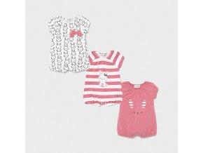 set 3 pijamas punto recien nacida nina id 21 01617 091 800 4