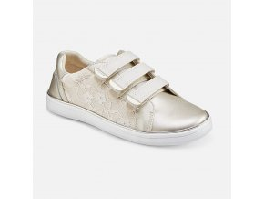 d10577may mayoral gold girls shoe champagne lace sporty 3 velcro straps kids sandals 43243 gold 61 1