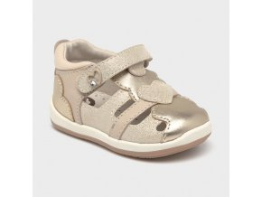 heart sandals first steps for baby girl id 21 41242 057 800 4