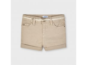 shorts with rolled hem and belt id 21 00234 024 800 4