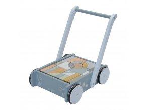 0012076 little dutch block trolley ocean ocean 0 1000