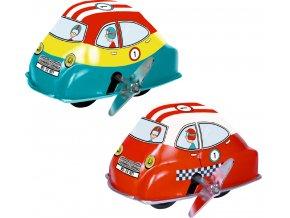 Plechové závodní autíčko na klíček Die Spiegelburg
