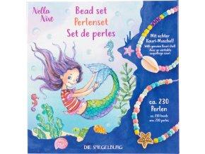 Sada na výrobu šperků mořská panna Die Spiegelburg