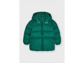 Zimní bunda prošívaná basic zelená MINI Mayoral