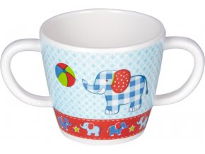 CO14052 Melamin Tasse mit 2 Henkeln Elefant BabyGlueck 1 1280x1280