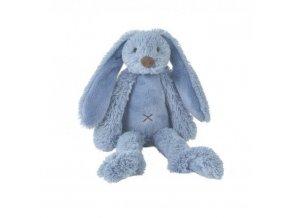 Králíček Richie tmavě modrý 45 cm Happy Horse